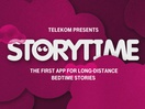 Telekom Launches App to Enable Long-Distance Bedtime Stories