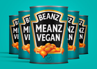 Heinz Beanz Tweaks Its Iconic Slogan for Veganuary