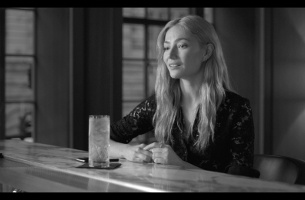 Clara Paget Stars in Intimate 'The Night Before' Campaign for GQ Burberry