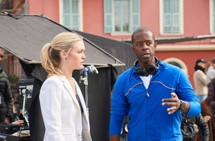 All-Star Sky Atlantic Series 'Riviera' Shoots with Jake Productions