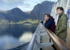 Rob Brydon and His On Screen Son Explore Norway in New Films for P&O Cruises