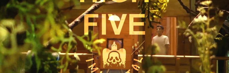 Immortal High Five: Dan Jacques