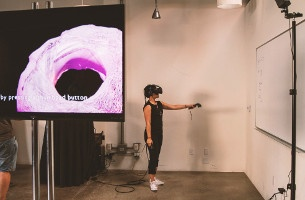 Tool Hosts VR Showcase Featuring 'My Lil' Donut'