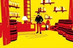 J&B Whiskey Launches First 360° Graphic Web Series with MNSTR