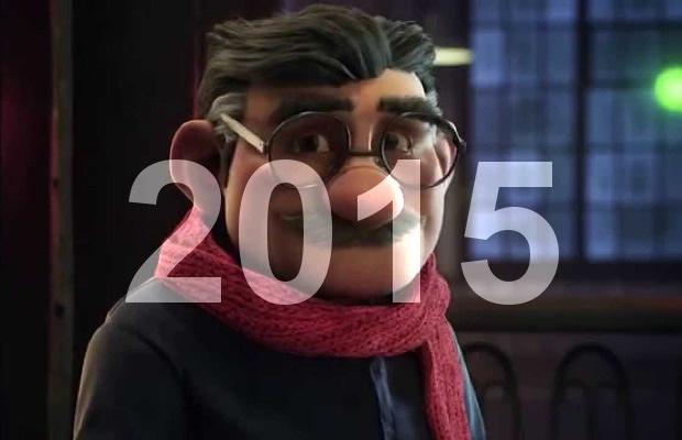 A Decade of Creativity: 2015