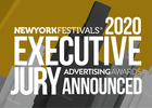 New York Festivals Advertising Awards Announces 2020 Executive Jury