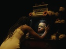 A TV Screen Views the Highs and Lows of a Relationship in Cautious Clay Music Video 'Wildfire'
