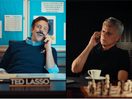 Ted Lasso Grinds the Gears of José Mourinho in Humorous New Spots