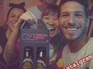 Cristal Beer Combats Selfie Woes with CRISTALGRAM Flipped Label Range