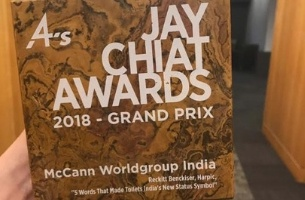 McCann Worldgroup India Sweeps Global Strategy Awards