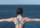 Director Matthias Hoene and Cliff Diver Anna Bader Go Deep in adidas X Parley Short Film 'Dive'