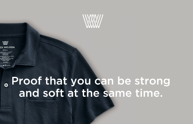 Mack Weldon Goes Back to Basics with Understated Clothing Campaign