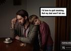 Achim Lippoth Shoots Jung von Matt Anti Smoking Campaign