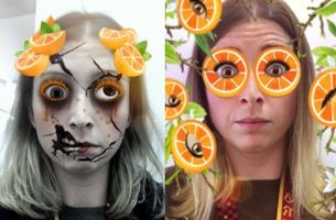 4 Ways Brands Are Spooking Up Snapchat This Halloween