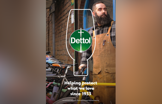 Dettol Embraces the Positives in Life for Documentary Style Campaign