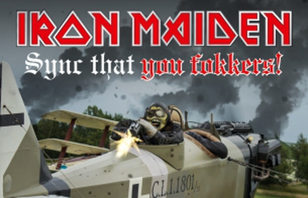 Imagem Creative Services Announces Iron Maiden Sync Launch