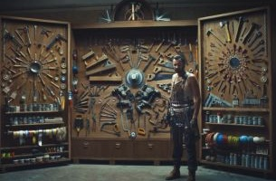 Heimat Unleashes a DIY Beast in New Balls to the Wall Hornbach Spot