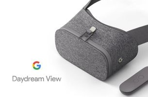 Getting Accessible VR from Google's Daydream View VR Headset