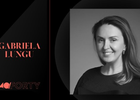 Geometry UK's Gabriela Lungu Selected by 40 Over Forty Movement