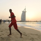 Mo Farah Brings Dubai To Life Using 360-Degree Technology