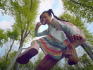 Kids 'Dust Off' to Get Ready for the School Year in Campaign for Macy's