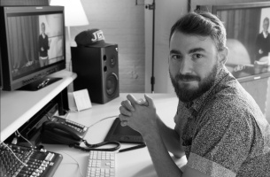 Cutting Room Signs Editor Jamie Connors