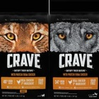 Brighton Agency Shows the Wild Side of Pets In New Design for Crave Pet Food
