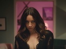 Aubrey Plaza Checks in to the 'Hotel Mauritz' in H&M's Christmas Campaign