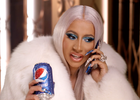 Pepsi Give the Gift of Cardi B This Christmas in 'A Cardi Carol'