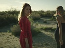 Stylish Spot for Axelle Red & JBC Sees Models Escape to Dusty Wilderness