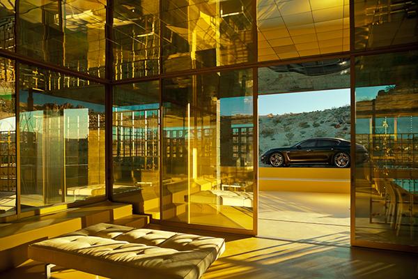 Porsche Panamera, CGI And Retouching By Recom Farmhouse