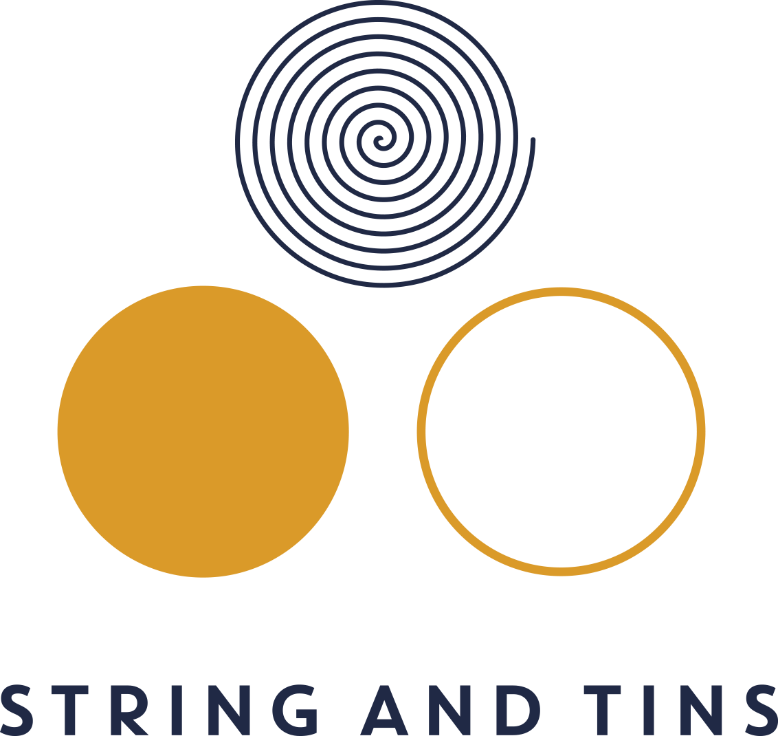 String and Tins