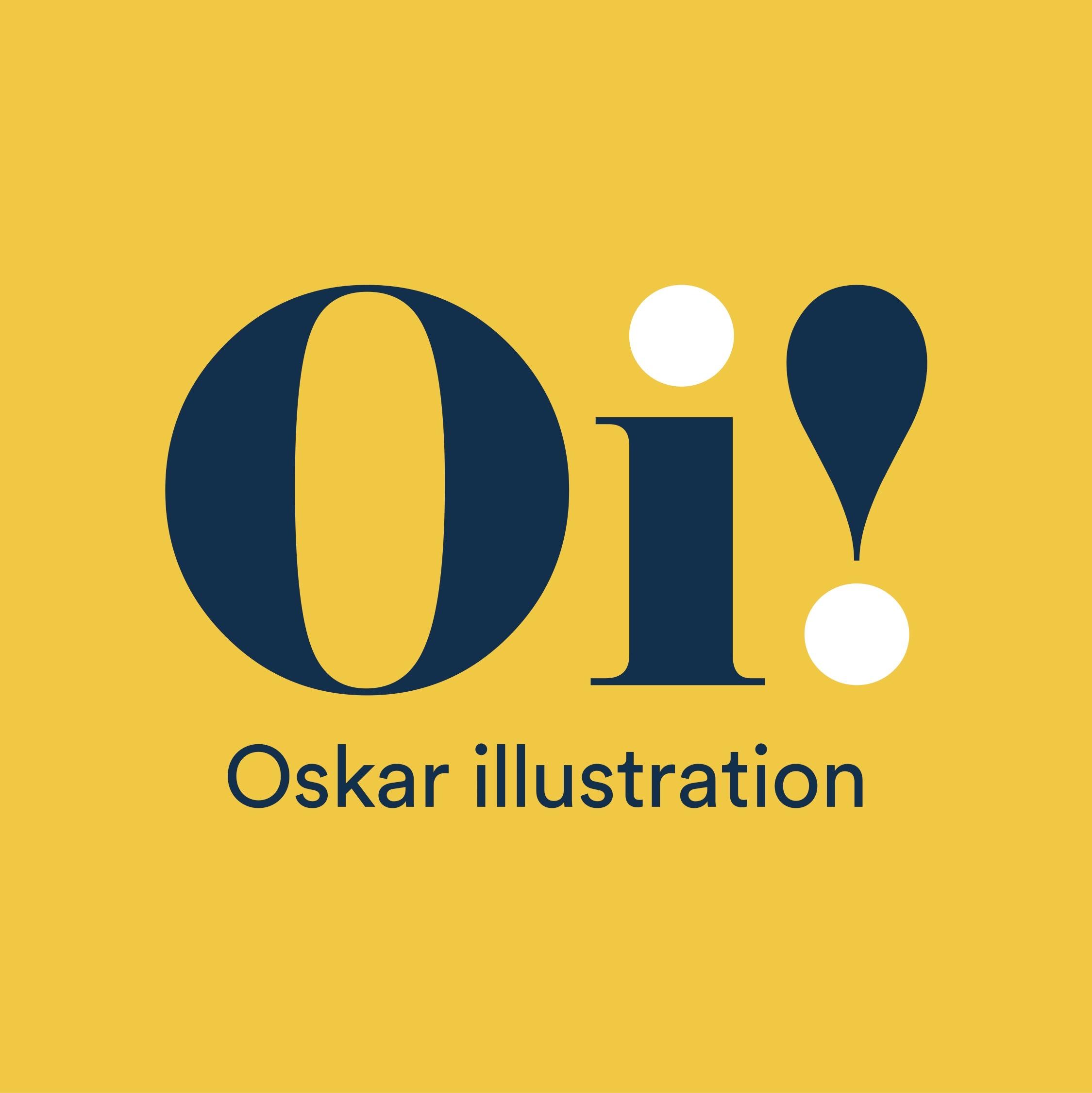 Oskar Illustration