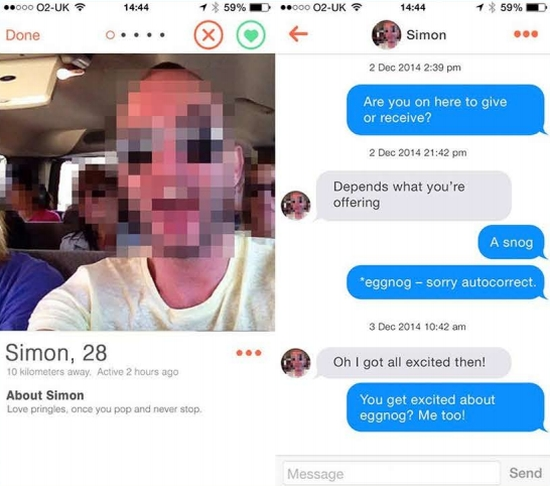 Tinder on computer find a fuck date