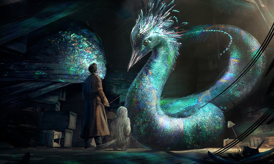 Framestore Adds Some Magic to 'Fantastic Beasts and Where to