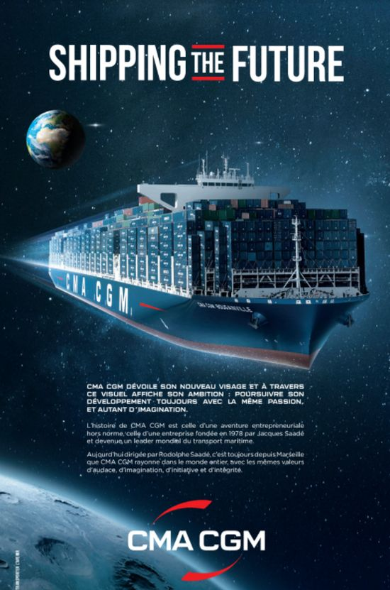 DDB Dubai Looks to the Future with CMA CGM Account Win