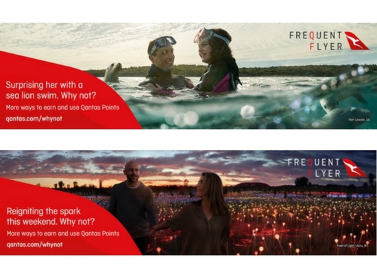 Qantas Frequent Flyer Gets Us Thinking 'Why not?' in New
