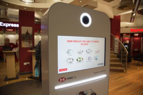 Geometry Global UK Creates In-Branch Interactive Experience to Help