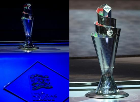 Young Rubicam Branding Designs Uefa Nations League Tournament Trophy Lbbonline