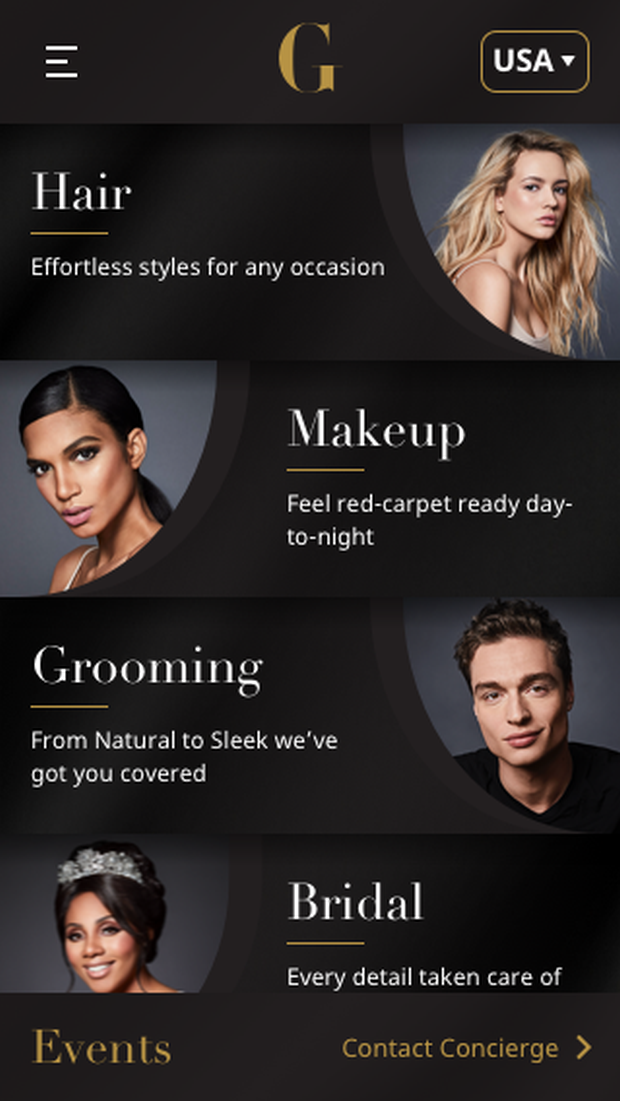 Inphantry Gives The Glam App A Makeover Lbbonline