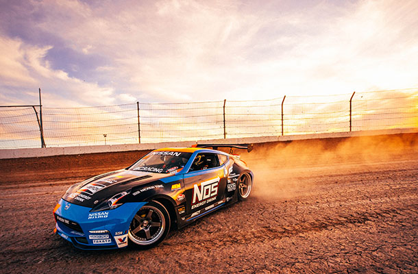 Three Best Drivers, One Challenge in #DirtXDrift Part 2 for NOS Energy Drink