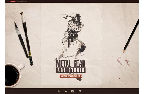 demodern Develops New Campaign for Konami
