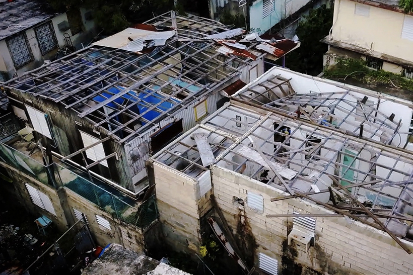 100Roofs Builds over 100 Homes for Families Stricken by Hurricanes in Puerto Rico