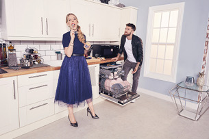 Samsung Addresses Kitchen Debates in Six-Part Comedy Series by iris