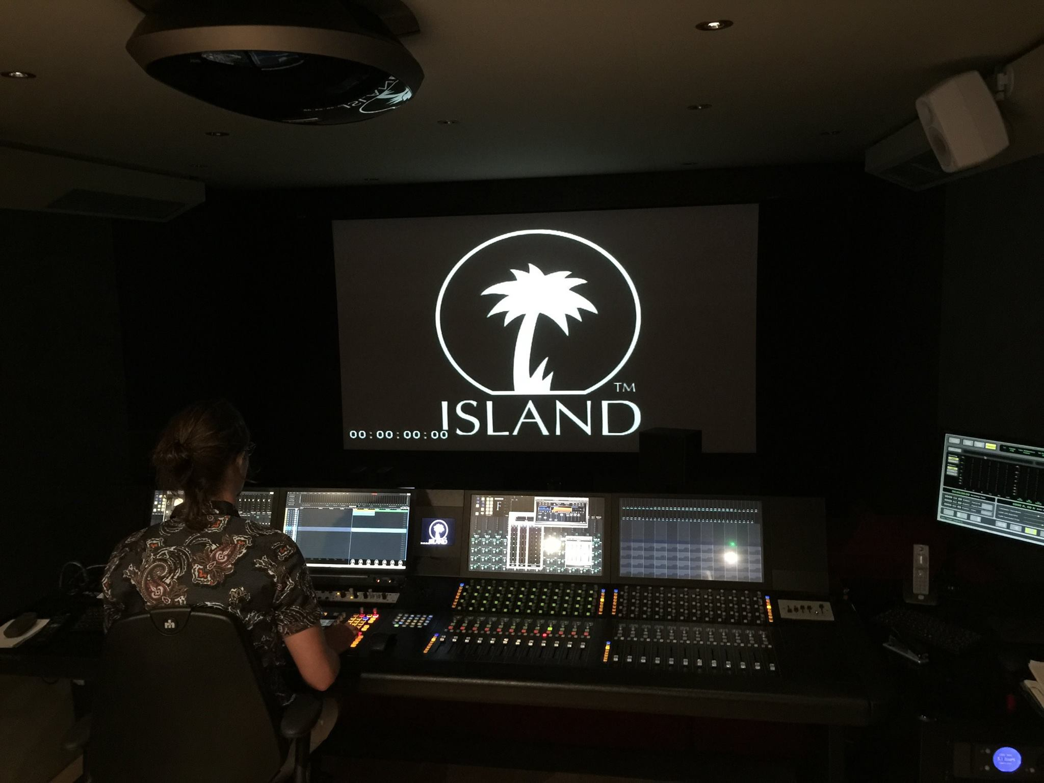 Island Records' Aquilo and Whilk & Misky Take Over Native HQ