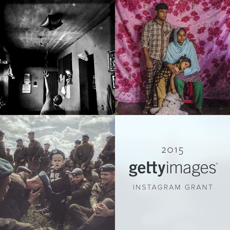 Documenting Communities With Instagram And Getty Images