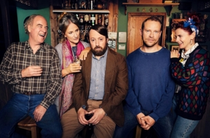 Manners McDade's Oli Julian Scores New Mitchell & Webb Comedy 'Back'