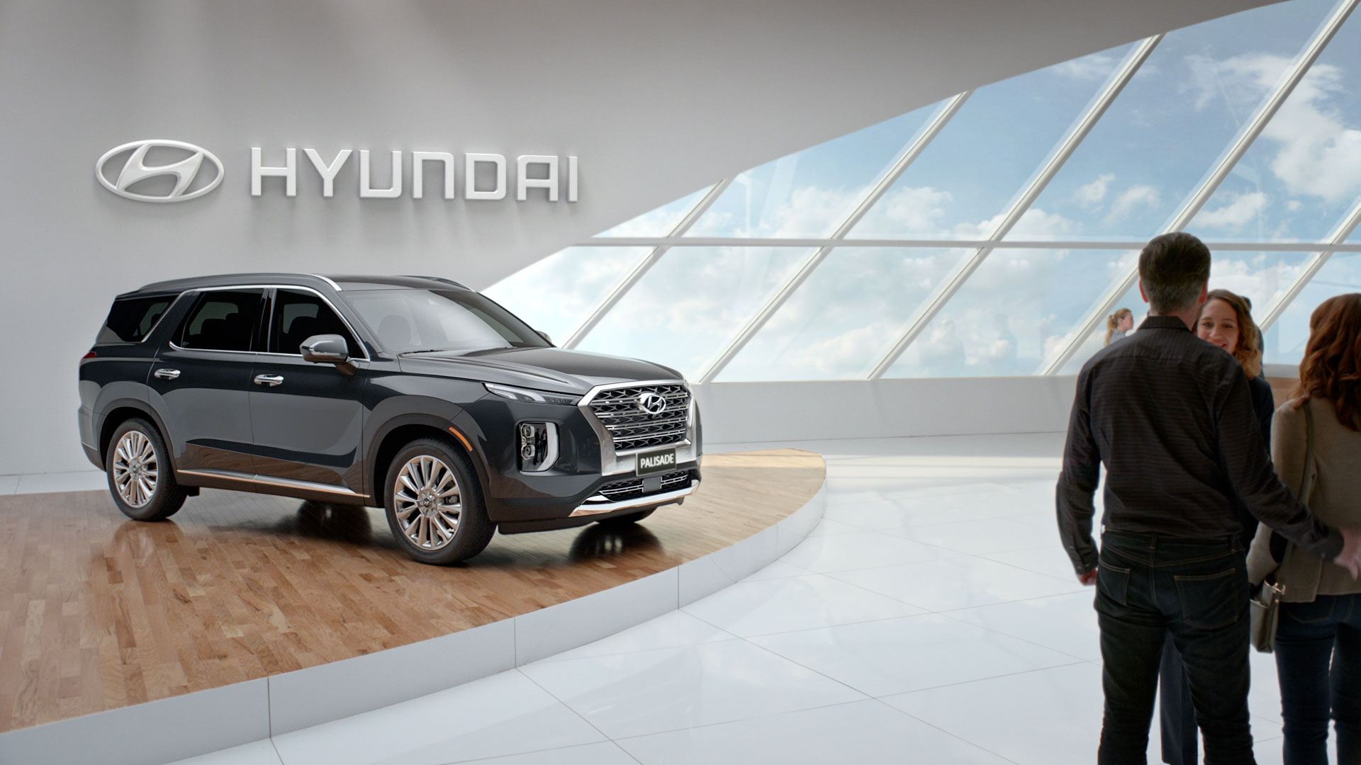 JAMM Brings VFX to Hyundai's Super Bowl Spot 'The Elevator'