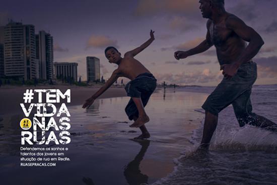 Klaus Thymann's Short on Recife's Street Kids