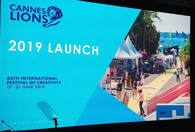 Cannes Lions Launches 2019 Festival